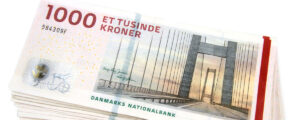 Kontantforbuddet og håndtering af kontanter