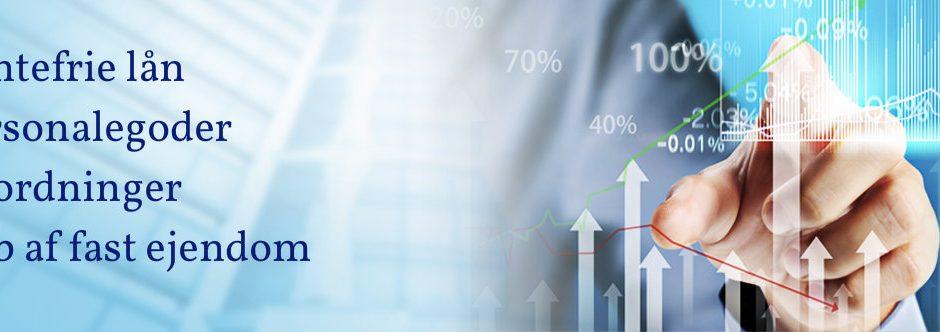 Rentefri personalelån som personalegode med fordele for virksomheder og medarbejdere