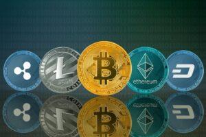 Må kryptovaluta som f.eks. Bitcoins gives som gave og afstås senere eller deles?